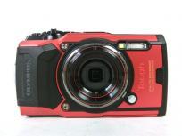 OLYMPUS TG-6 Tough RED 防水 デジタル カメラ オリンパス