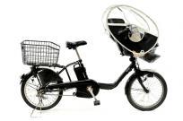Panasonic ギュット・ミニ DX BE-ELMD032B 電動アシスト自転車 後部バスケット付 大型の買取