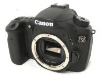 Canon キヤノン EOS 60D デジタル 一眼レフ カメラ ボディ ブラックの買取