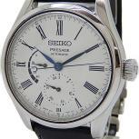 SEIKO セイコー プレサージュ 6R27-00L0 裏スケ 自動巻き メンズ 腕時計