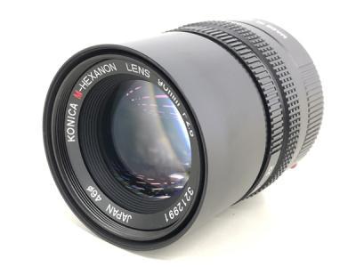 KONICA M-HEXANON 90mm F2.8 カメラレンズ