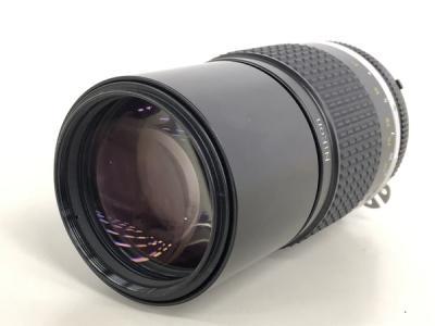 Nikon ニコン NIKKOR 200mm 1:4 カメラ レンズ MF