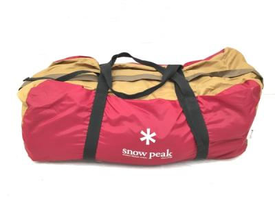 SNOW PEAK TP-606 ランドベース 6 キャンプ テント 野外 趣味 スノーピーク