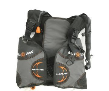 AQUA LUNG BCジャケット WAVE SMサイズ