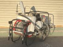 引取限定 共立 KIORITZ VRC4510 自走式 キャリー ラジコン 動噴 動力噴霧器 農機具