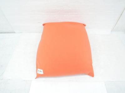 Yogibo Mini オレンジ ソファ クッション ビーズ ヨギボー ミニ
