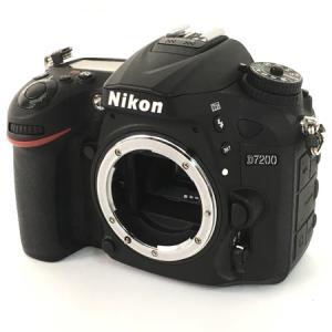 Nikon D7200 AF-S NIKKOR 18-105 3.5-5.6 G VR カメラ