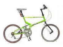 Tartaruga タルタルーガ Type SPORT DX ver.1.5 折りたたみ 自転車 20速 訳あり