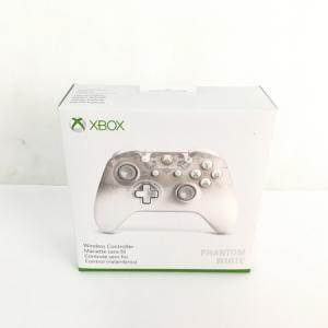 Microsoft XBOX ONE ワイヤレス コントローラー PHANTOM WHITE