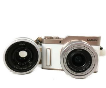 Panasonic パナソニック ミラーレス一眼 LUMIX DC-GF10 ボディ デジタルカメラ
