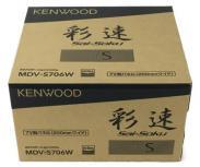 KENWOOD ケンウッド MDV-S706W 7V型 彩速 カーナビ