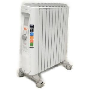 DeLonghi デロンギ RHJ75V0915-GY オイルヒーター 生活 家電 暖房