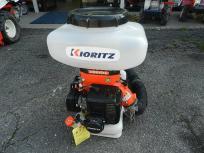 高知県 高知市 発 共立 KIORITZ 背負式 動力 噴霧器 DME401A 動噴器 薬剤 農薬 農園 農作業 園芸 菜園 圃場 農業
