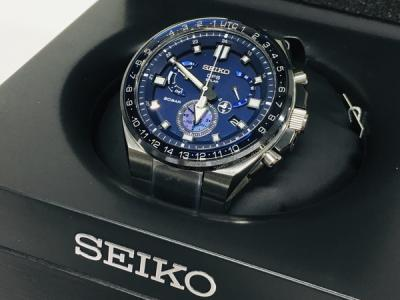 SEIKO SBXB167 アストロン 腕時計 エグゼクティブ スポーツライン GPS セイコー ソーラー 充電 メンズ