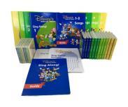 ディズニー ワールドイングリッシュ 英語システム DWE シングアロング 2010年 こども英語 教材 教育の買取