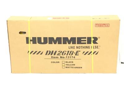 HUMMER DH2618-E 自転車 フルサスペンション