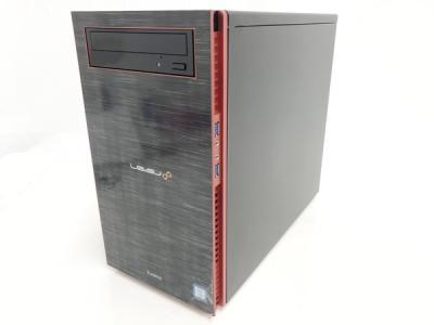 iiyama/MouseComputer LEVEL ILeDxi-M022-Ai5-RNJRB デスクトップ PC i5 7500 3.40GHz 8GB SSD 240GB/HDD 1.0 TB Win10 H 64bit