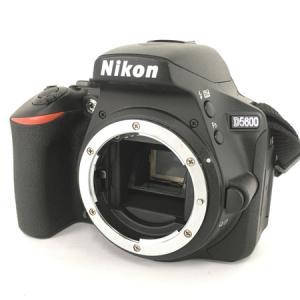Nikon ニコン 一眼レフ D5600 デジタル カメラ ボディ
