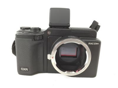 RICOH リコー GXR カメラ ボディ
