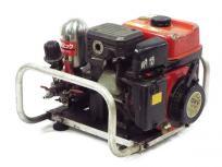 引取限定 丸山 MS410 ラジコン 動噴機 エンジン式