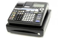 CASIO カシオ NM-2000 軽減税率対応可能 25部門 電子レジスター 鍵付き