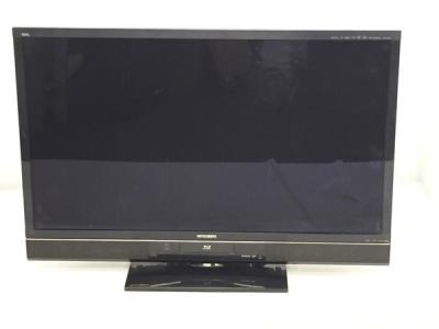 三菱 46型 液晶TV テレビ LCD-46MDR3 HDD内蔵 BD搭載 大型
