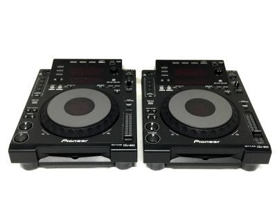 Pioneer パイオニア CDJ-900 CDプレーヤー DJ用