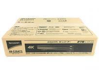 SHARP AQUOS 4B-C20AT3 4K レコーダー 2TB ブルーレイ レコーダー シャープ アクオス