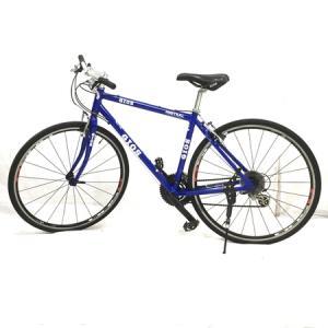 GIOS ジオス MISTRAL クロスバイク 430mm 24速 ブルー