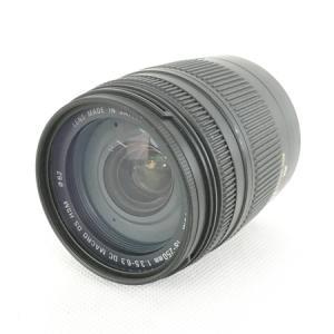 SIGMA 18-250mm 1:3.5-6.3 DC MACRO HSM レンズ