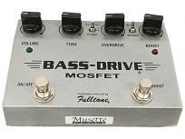 Fulltone BASS DRIVE MOSFET ベースドライブ フルトーン