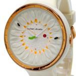 セイコー 腕時計 ツモリチサトウォッチ NTAX701 ハッピーフラワー レディース 限定