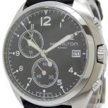 ハミルトン カーキ パイロット パイオニア クロノ H765120 腕時計 クォーツ