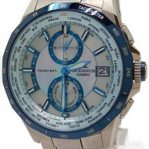 CASIO 腕時計 OCEANUS OCW-S2000P-2AJF