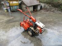 宮崎県発 クボタ T1-55 管理機 5.7馬力 歩行型 農作業 耕運機 農機具 トラクター
