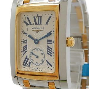 LONGINES ロンジン ドルチェヴィータ L5.655.5 クォーツ 腕時計 メンズ