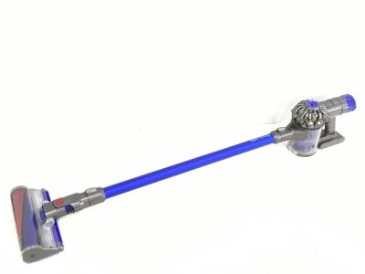 Dyson ダイソン V6 Fluffy SV09 掃除機 サイクロン式 コードレス クリーナー