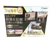 ユピテル Yupiteru DRY-TW73d 2カメラ GPS HDR カメラユニット ドライブレコーダー