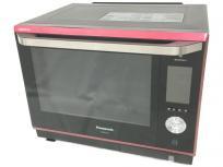 Panasonic パナソニック 3つ星 ビストロ NE-BS1100-RK 電子 オーブンレンジ 30L 家電