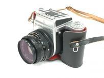 PENTACON six TL 80mm F2.8 レンズ付き フィルム カメラ