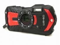 RICOH WG-60 デジタルカメラ 防水 防塵 レッドの買取