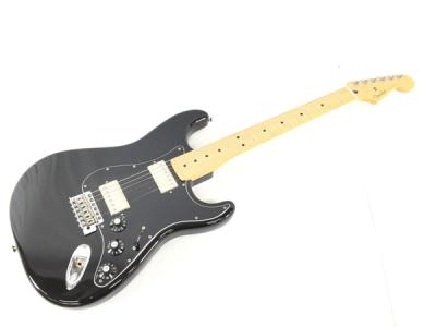 Fender Mexico フェンダー STRATOCASTER ブラックトップ エレキギター ストラト