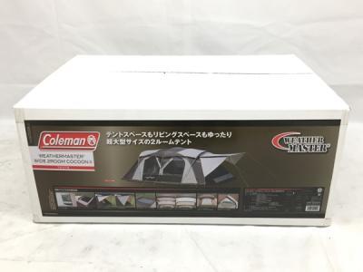 Coleman ウェザーマスター ワイド2ルーム コクーンII 4-6人用 テント
