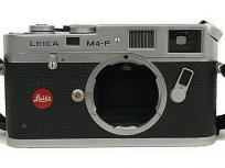 LEICA M4-P ボディ フィルム カメラ シルバー ライカ カナダ製 訳有