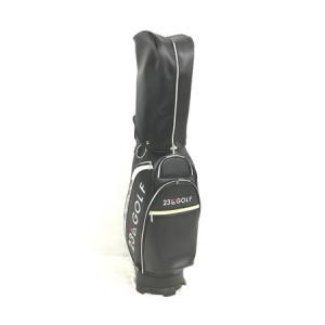 23区ゴルフ BO1PYM0901 9.5型 キャディバッグ ゴルフ