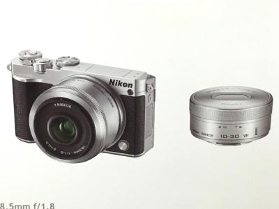 ニコン Nikon 1 J5 ダブルレンズキット シルバー ミラーレス一眼
