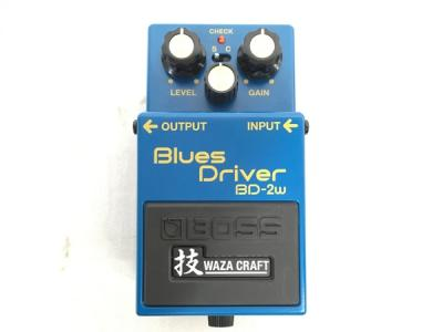 BOSS BD-2w ブルースドライバー エフェクターギター