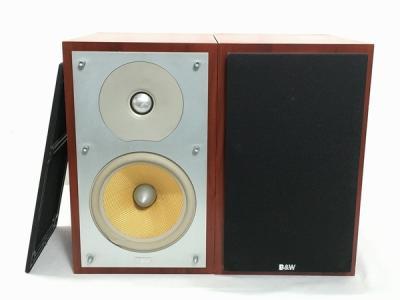 Bowers&Wilkins B&W CM2 ブックシェルフ型 2Way スピーカー ペア オーディオ機器 訳有