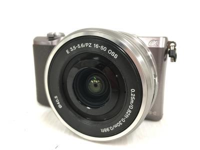 SONY α5100 ILCE-5100 ミラーレス一眼 カメラ SELP 1650 レンズ セット ソニー
