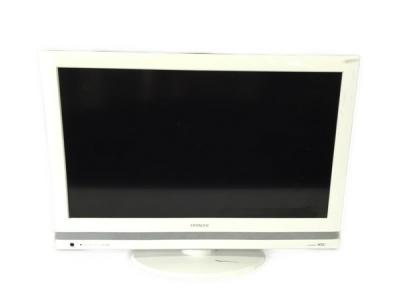 HITACHI 日立液晶テレビ L22-H03W 2009年製